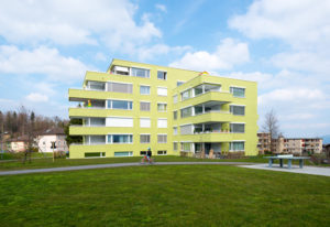 Fassade Lasur-Technik Emmenbruecke