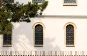Fassade Kirche-Musegg